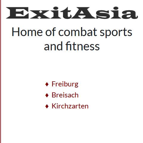 Exit Asia Logo